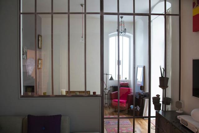 verri re entre chambre et salon verri re d 39 int rieur atelier akr french design akr french. Black Bedroom Furniture Sets. Home Design Ideas