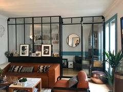 Verrière d\'intérieur atelier - AKR French Design – AKR French Design