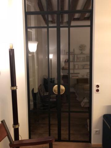 double porte d 39 atelier verri re d 39 int rieur atelier akr french design akr french design. Black Bedroom Furniture Sets. Home Design Ideas