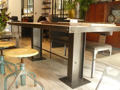 table pieds ipn nos cr ations akr akr french design akr french design. Black Bedroom Furniture Sets. Home Design Ideas