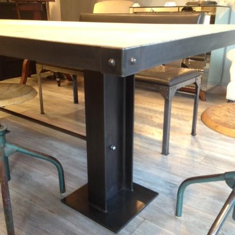 Table A Pieds Ipn Nos Creations Akr Akr French Design