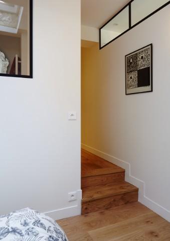 Verri re chambre salle de bains verri re d 39 int rieur atelier akr french design akr french - Chambre avec salle de bain verriere ...