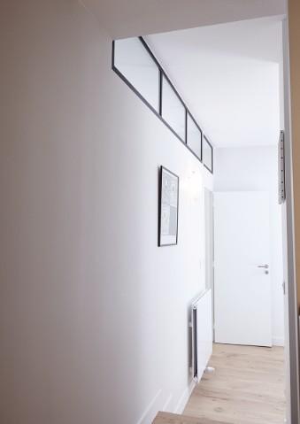 Verri re chambre salle de bains verri re d 39 int rieur - Chambre avec salle de bain verriere ...